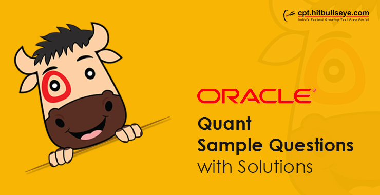 Oracle Aptitude Questions | Aptitude Test For Oracle