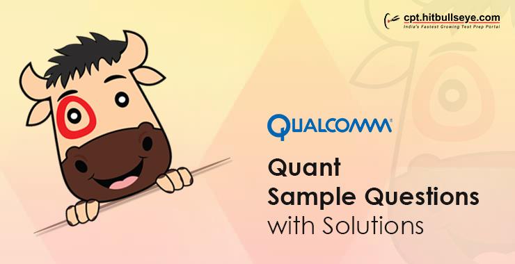 Qualcomm Aptitude Questions   Aptitude Test For Qualcomm