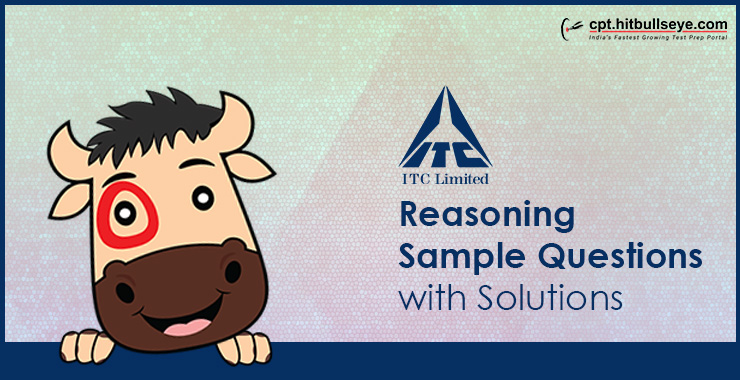 ITC Reasoning Questions | Reasoning Test For ITC