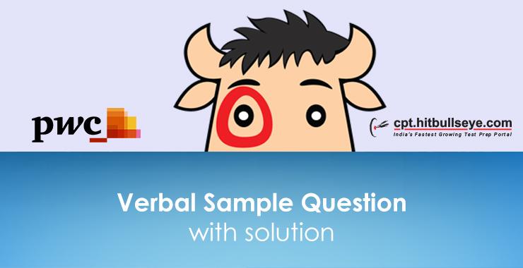 PWC Aptitude Questions   Aptitude Test For PWC