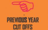 SNAP 2019 Cut Offs