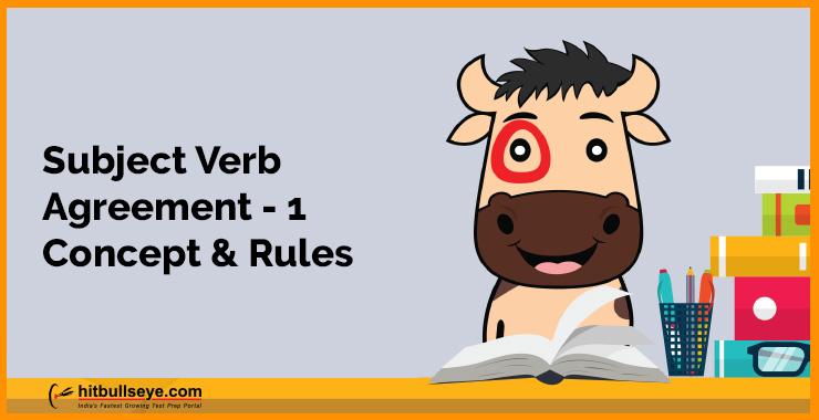 Subject Verb Agreement Rules Of Subject Verb Agreement Hitbullseye