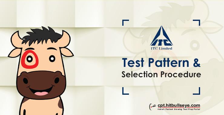 ITC Test Pattern - Written | ITC Selection Process