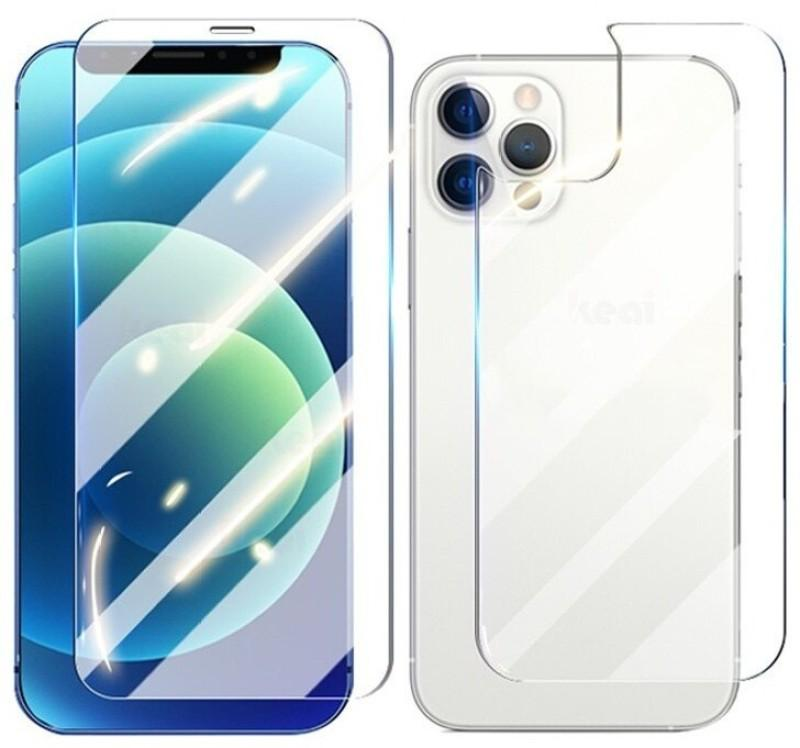 FLAMBOYANT Front and Back Screen Guard for iSmart Gaint(Pack of 2)
