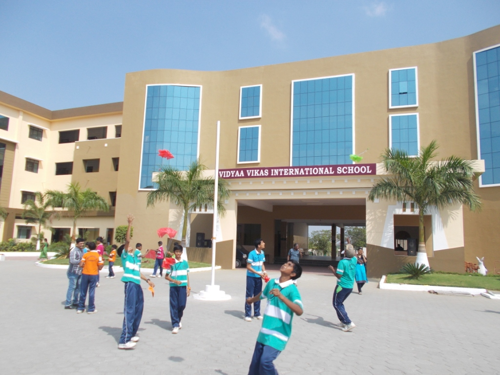 Vidya Vikas International School  Karamadai Coimbatore