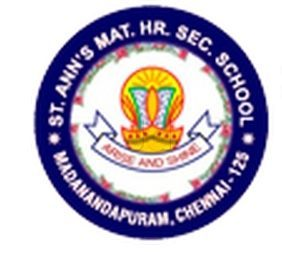 St. Ann's Matriculation Higher Secondary School ,Guindy