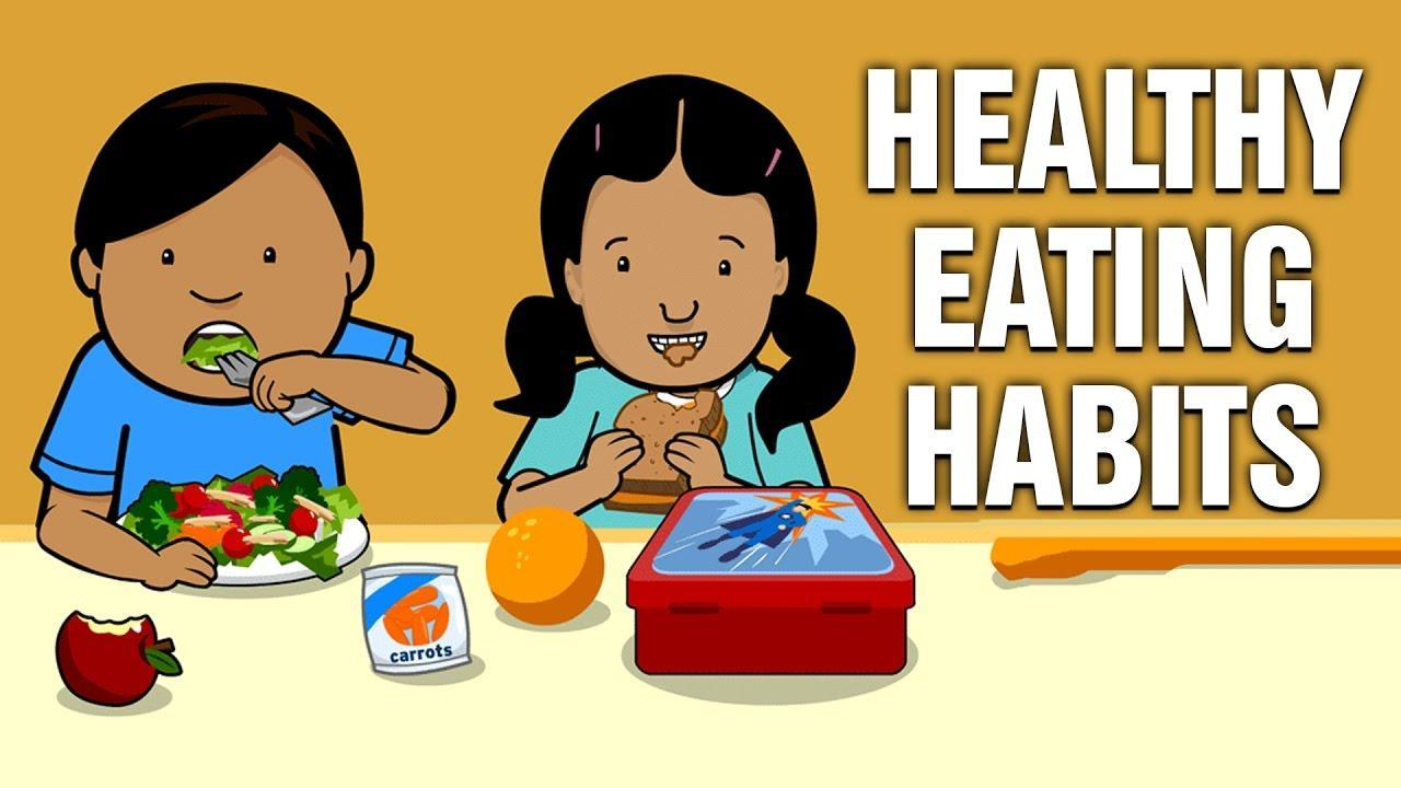 Healthy eating habits for growing kids   SchoolConnects ...
