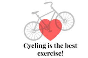 Why Cycling is the Best Exercise??