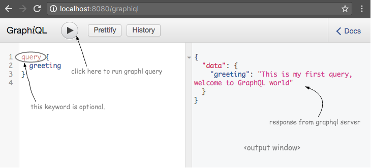 scrapcode info - Getting started with GraphQL, Node and