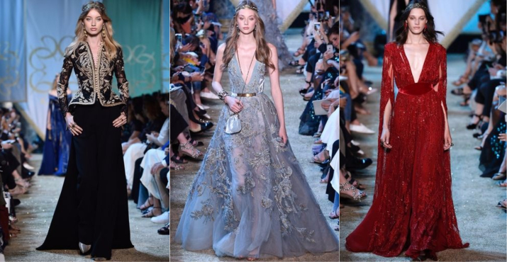 8d6f78c57178 Elie Saab's Newest Couture Collection Channels Game Of Thrones & It's  Beyond Dreamy