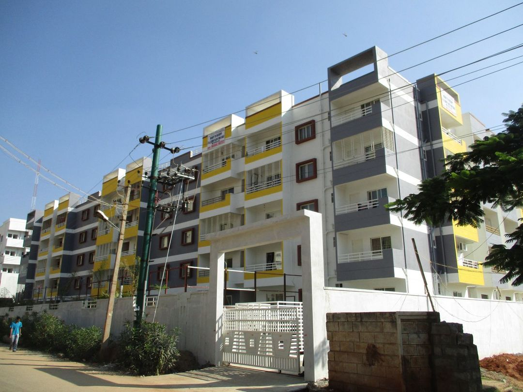 2bhk Apartment For Sale In United Elysium In