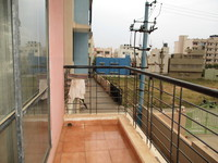 10J1U00112: Master Bedroom Balcony