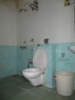#115: Attached Bathroom