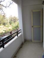 110 (A) Block: Balcony 1