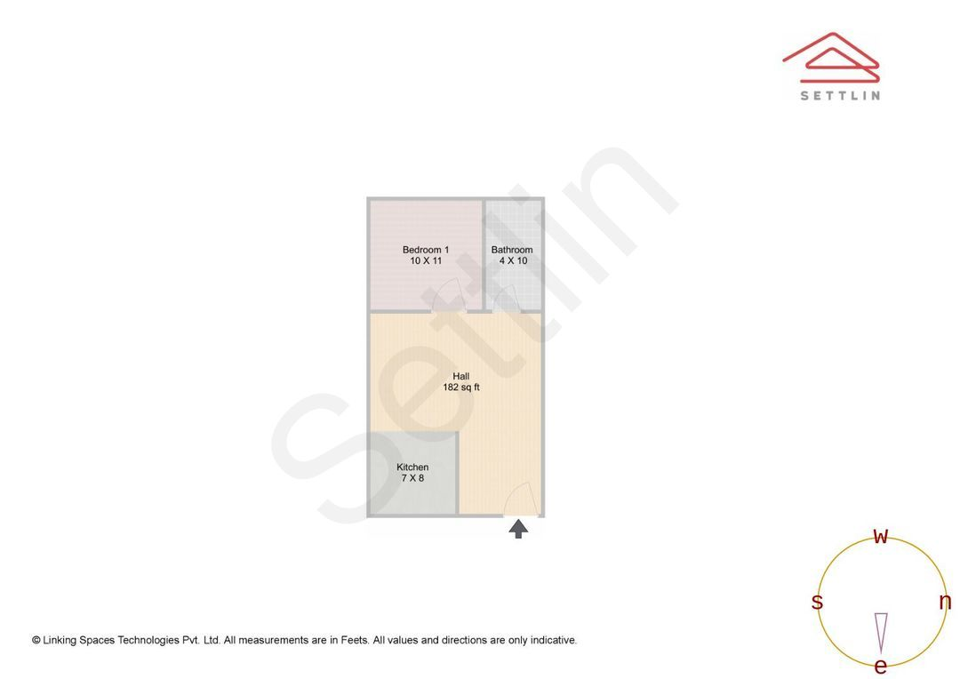 L. Basemt Unit 2 Floorplan