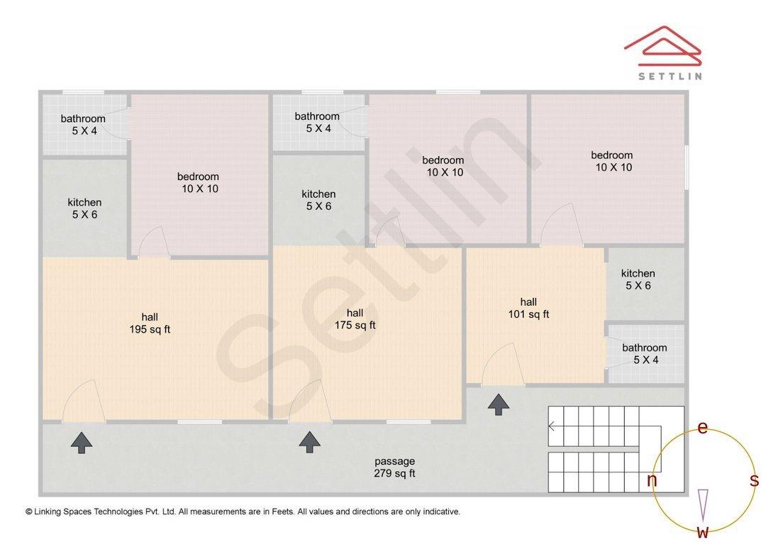 G. Floor Unit 2 Floorplan