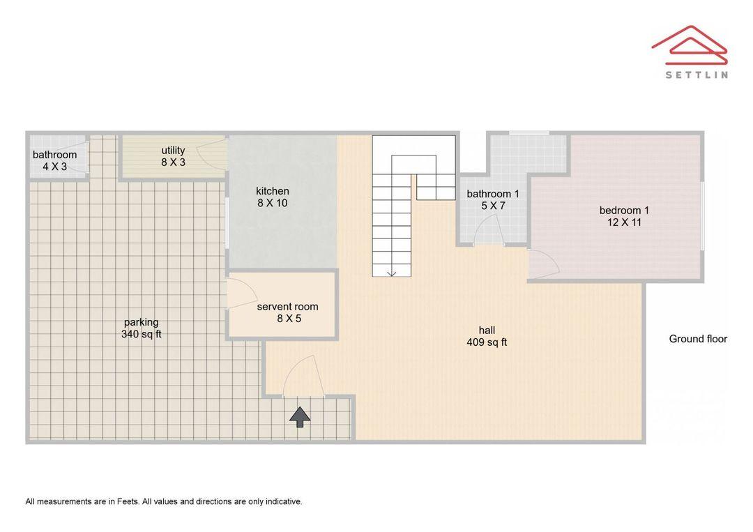 3bhk Villa For Sale In Vaswani Ashton Woods In Bellandur Settlin