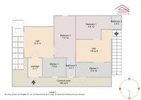 Floor 1 Unit 2 Floorplan