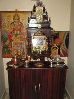 10J6U00223: Pooja Room