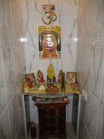 10J6U00190: Pooja Room