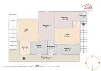 Floor 1 Unit 1 Floorplan