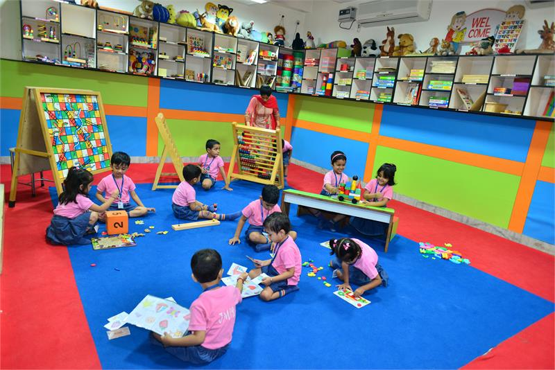Enrichment Spaces-Inspire - Discovery Room - JMIS Greater Noida West