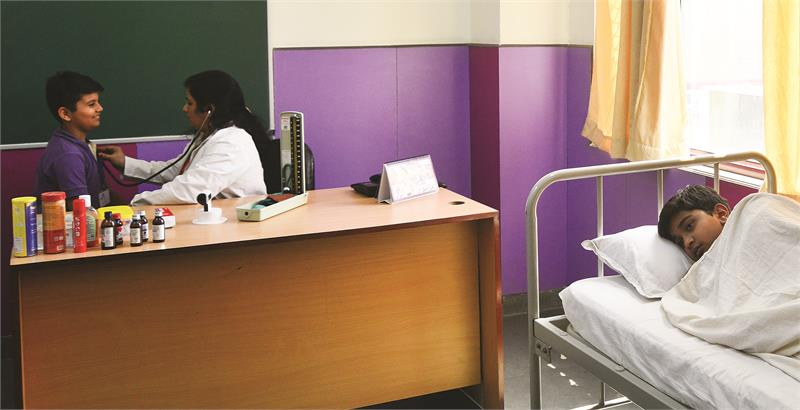 Medical Facility - JMIS Greater Noida West