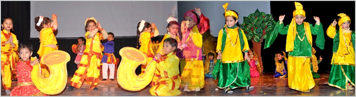 Co-Curricular activities at best school in Gurgaon