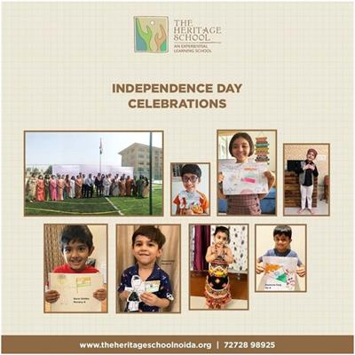 INDEPENDENCE DAY CELEBRATIONS IN SCHOOL