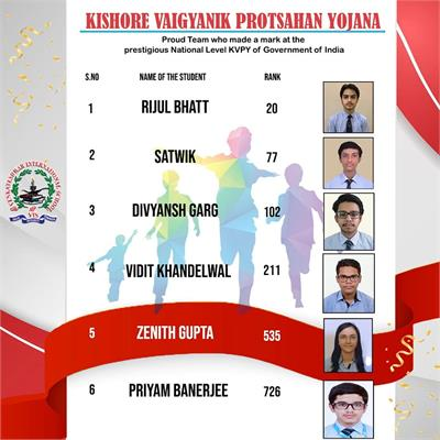 Most prestigious exams of Govt .of India at the National Level