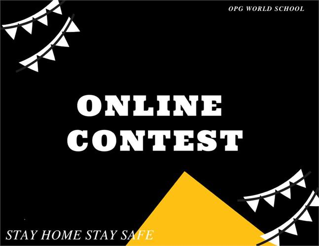 Online Dance and Music Competition