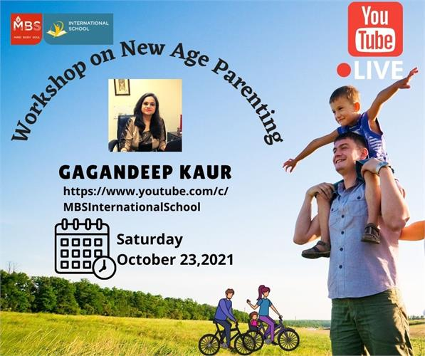 WORKSHOP ON TOPIC- NEW AGE PARENTING