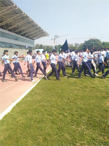 Zonal Marching Competition 2019-2020