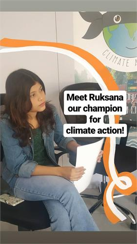 Climate Action on 10th January 2020