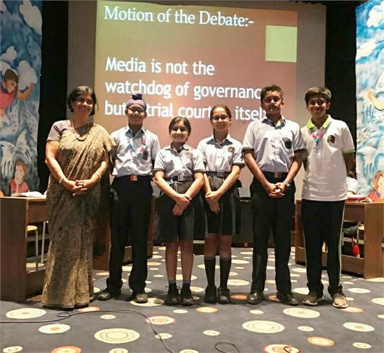 Inter-House Debate Competition