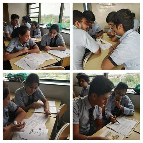 Group Activity - Posters Parse