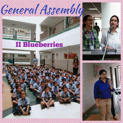 Class II- Special Assembly