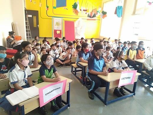 G.K Quiz Competition