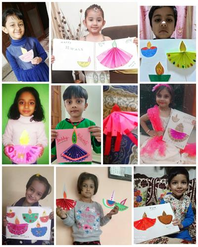 DIWALI CELEBRATIONS -JUNIOR SCHOOL (09-12 NOV 2020)