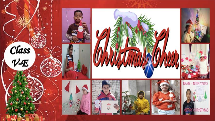 CHRISTMAS CELEBRATIONS- JUNIOR WING