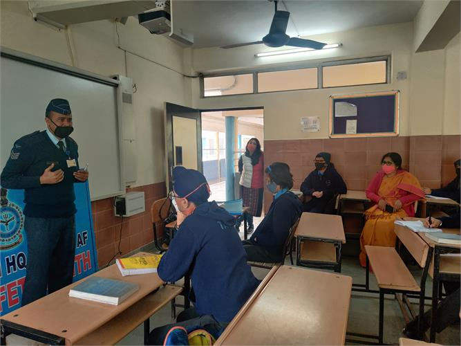 WORKSHOP ON ROAD SAFETY (16 FEB 21)