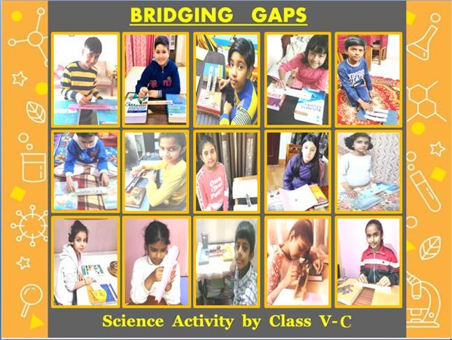 CELEBRATING SCIENCE ( JR WING) (22-26 FEB)