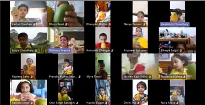 UKG MANGO PARTY AND YELLOW DAY - (22 June 2021)