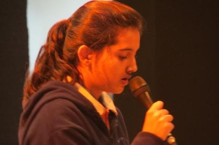 Inter House Activity-Inspirational Song