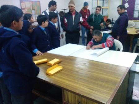 VISIT TO 'MUSKAAN' BY 'WE-CARE CLUB'