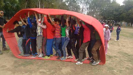 Adventure Camps at Junior Wing
