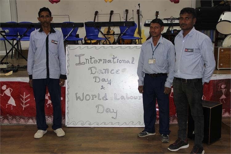 Bridging Gap through Labour Day and Dance Day Celebration