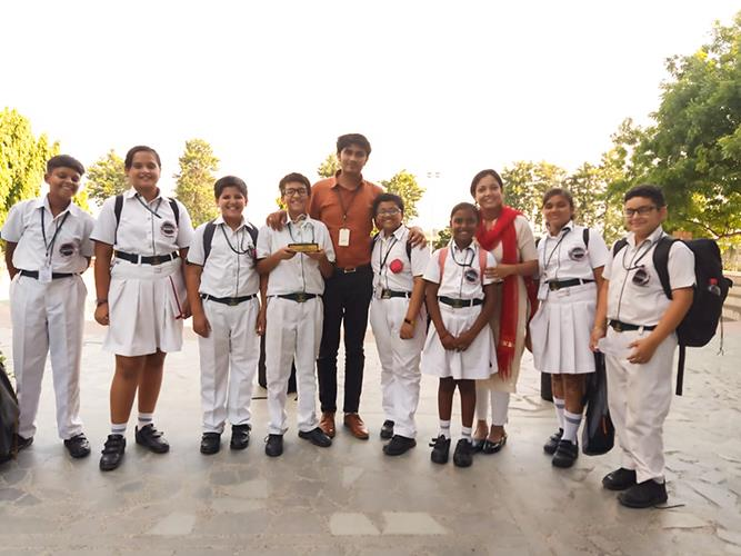 Swaranjali : Music Competition organised by DPS Society