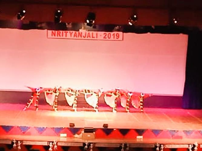 Nrityanjali: Dance Competition organised by DPS Society