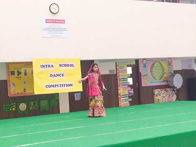 Inter school Dance Competition - Final Round